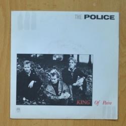 THE POLICE - KING OF PAIN - TEA IN THE SAHARA (LIVE) - PROMO - SINGLE