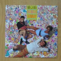 MECANO - HAWAII BOMBAY / EL MAPA DE TU CORAZON - PROMO - SINGLE