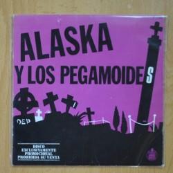 ALASKA Y LOS PEGAMOIDES - EL JARDIN - FLEXI - SINGLE