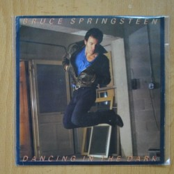BRUCE SPRINGSTEEN - DANCING IN THE DARK / PINK CADILLAC - PROMO - SINGLE