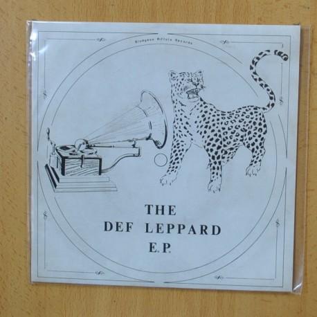DEF LEPPARD - THE DEF LEPPARD EP - ED. 2017 RSD - SINGLE