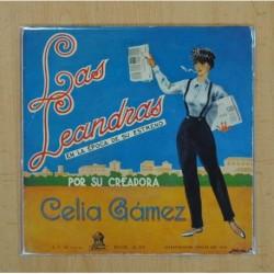 CELIA GAMEZ - LAS LEANDRAS - CHOTIS DEL PICHI + 3 - EP