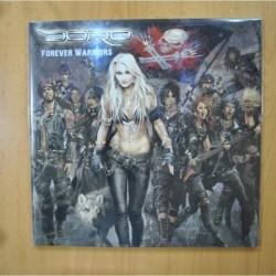 DORO - FOREVER WARRIORS - GATEFOLD - 2 LP
