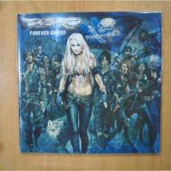DORO - FOREVER UNITED - GATEFOLD - 2 LP