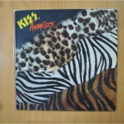 KISS - ANIMALIZE - LP