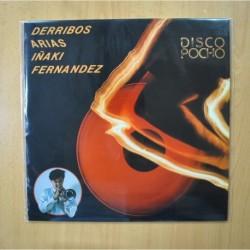 DERRIBOS ARIAS / IÑAKI FERNANDEZ - DISCO POCHO - MAXI