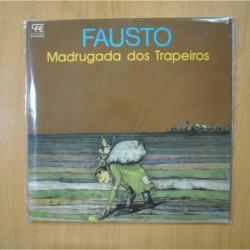 FAUSTO - MADRUGADA DOS TRAPEIROS - GATEFOLD - LP