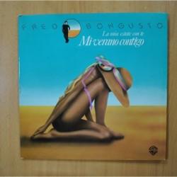 FRED BONGUSTO - LA MIA ESTATE CON TE / MI VERANO CONTIGO - GATEFOLD - LP