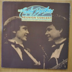 THE EVERLY BROTHERS - REUNION CONCERT - GATEFOLD 2 LP