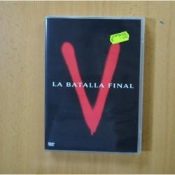 V LA BATALLA FINAL - DVD