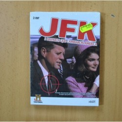 JFK 3 DISPAROS QUE CAMBIARON AMERICA - 2 DVD