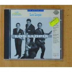 LOS LLOPIS - LO MEJOR DE LOS LLOPIS - CD
