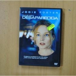 PLAN DE VUELO DESAPARECIDA - DVD