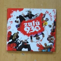 ZULU 9.30 - HUELLAS - CD