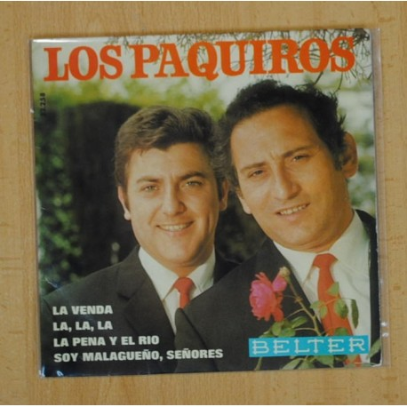PAULA - ME TOCO PERDER / QUIEREME, MI AMOR - SINGLE