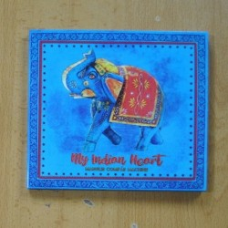 INDIAN CHILL OUT TO RITA DAMASIO - MY INDIAN HEART - CD