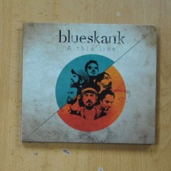 BLUESKANK - A THIN LINE - CD