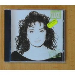 LUZ CASAL - A CONTRALUZ - CD