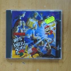 VARIOS - NINTENDO WHITE KNUCKLE SCORIN - CD