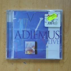 KARL JENKINS / ADIEMUS - LIVE - CD