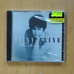 PATSY CLINE - THINKING OF YOU - CD