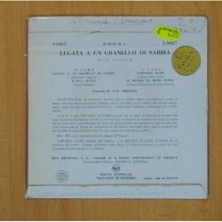 MIGUEL ACEVES MEJIA Y EL MARIACHI VARGAS DE TECALITLAN - HOMENAJE A PEDRO INFANTE - SINGLE