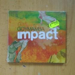 GOYMAMBA - IMPACT - CD