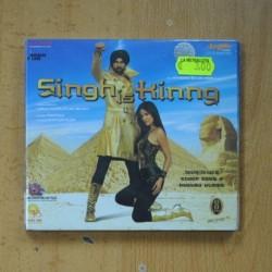 SINGH IS KINNG - SINGH IS KINNG - CD