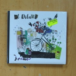 EL DILUVI - ANIMA - CD
