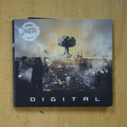 JAHSTA - DIGITAL - CD