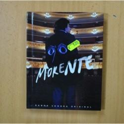 ENRIQUE MORENTE - MORENTE - DVD