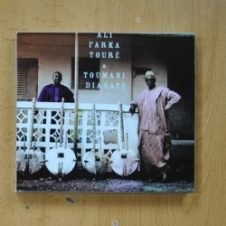 ALI FARKA TOURE & TOUMANI DIABATE - ALI FARKA TOURE & TOUMANI DIABATE - CD