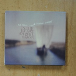 ALI FARKA TOURE & TOUMANI DIABATE - IN THE HEART OF THE MOON - CD