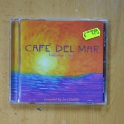 CAFE DEL MAR - VOLUMEN CINCO - CD