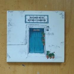 ALVARO RUIZ - RITMO Y COMPAS - CD