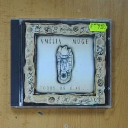 AMELIA MUGE - TODOS OS DIAS - CD