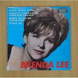 BRENDA LEE - RIDE, RIDE, RIDE + 3 - EP