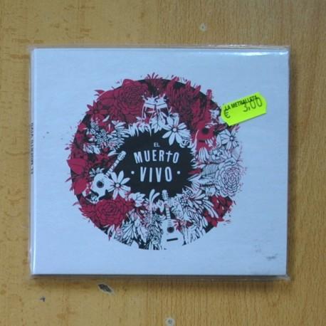 EL MUERTO VIVO - EL MUERTO VIVO - CD
