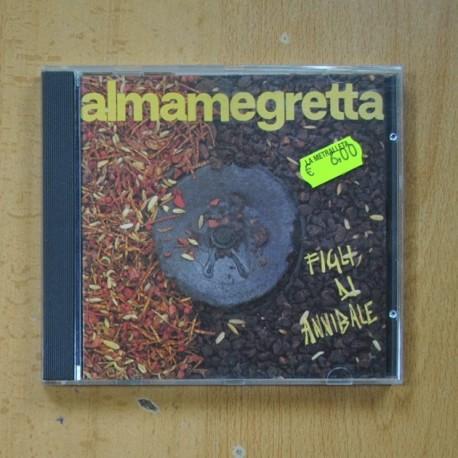 ALMAMEGRETTA - FIGLI DI ANNIBALE - CD