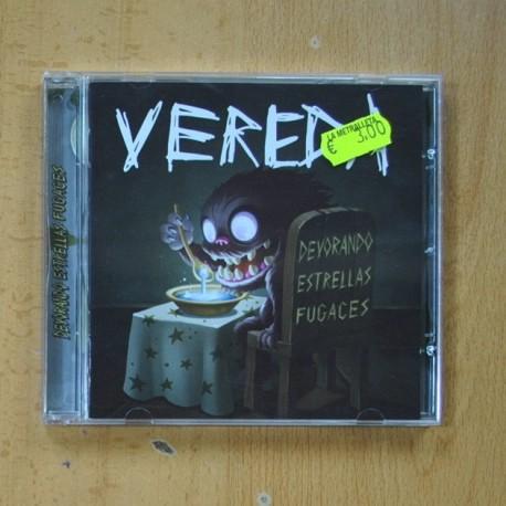 VEREDA - DEVORANDO ESTRELLAS FUGACES - CD