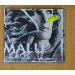MALU - CAOS - CD