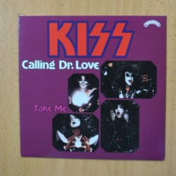 KISS - CALLING DR. LOVE - SINGLE