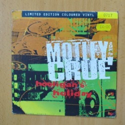 MOTLEY CRUE - HOOLIGAN´S HOLIDAY - SINGLE