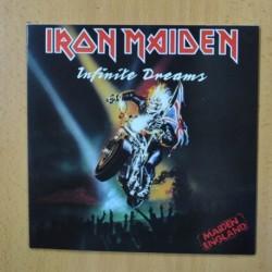 IRON MAIDEN - INFINITE DREAMS - SINGLE