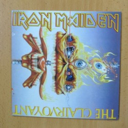 IRON MAIDEN - THE CLAIRVOYANT - SINGLE
