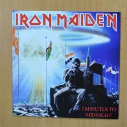 IRON MAIDEN - 2 MINUTES TO MIDNIGHT - SINGLE