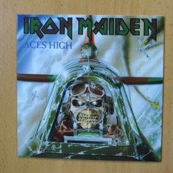 IRON MAIDEN - ACES HIGH - SINGLE