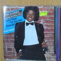 MICHAEL JACKSON - 9 SINGLES PACK - SINGLE