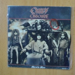 OZZY OSBOURNE - MIRACLE MAN - SINGLE