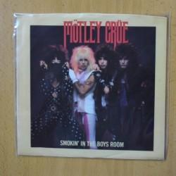 MOTLEY CRUE - SMOKIN IN THE BOYS ROOM - PROMO - SINGLE